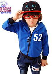 Waboats Winter Kids Girls Long Sleeve Earphone Hoodie Jacket