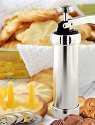 Cookie Press Machine Biscuit Maker Cake Making Decorating Biscuit Mold