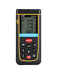 rz Laserentfernungsmesser Entfernungsmesser Entfernungsmesser 0,05 ~ 100-Meter-Bereich Volumengenauigkeit 2 mm