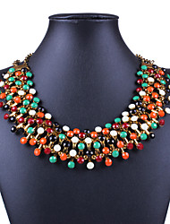 Vintage/Party Alloy/Gemstone & Crystal/Diamond/Cubic Zirconia Statement