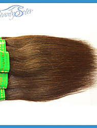 400Grams Lot Indian Straight Human Hair Weaves On Sale Grade5A Color Brown No Shedding Good Quality