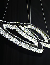 Chandeliers Crystal/LED Modern/Contemporary Bedroom/Dining Room Metal
