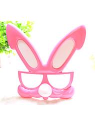 pc grappig konijn vorm geek&chique party bril