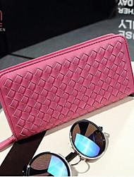 Handcee® Hot Sale Most Popular PU Woven Fashion Women Purse
