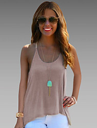 Women's Sexy Beach Casual Party Sraps Vest Tank Top