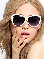 Sunglasses Women's Classic / Elegant / Retro/Vintage / Modern / Fashion Oversized Black / Orange / Purple Sunglasses Full-Rim