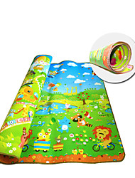 Double Sided Children Crawling Mat Indoors And Outdoors Playing Mat Beach And Picnic
