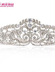 Neoglory Jewelry Wedding Tiaras Crystals Crowns Bridal Hair Accessories Women Wedding Jewelry Headpeice Headband