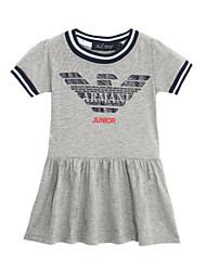 Kid's Vintage/Party Dress (Acrylic/Cotton)