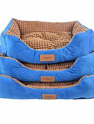 soft cutton niedliche Haustierbett für Hunde Katzen 70 * 52 cm / 28 * 20-Zoll-