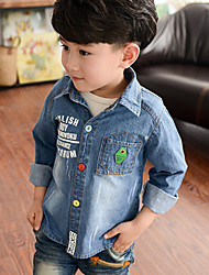 Boy's Denim Shirt , Winter/Fall