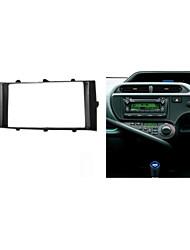 Car Radio Fascia for Toyota Aqua 2012+ DVD CD Stereo Facia Installation Fitting Kit Trim