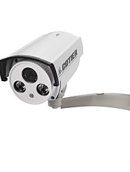 Cotier- 1.3MP COMS Real Time WDR Waterproof IP Bullet Camera (Day Night Vision, Motion Detection)
