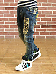 Boys Autumn Korean Trousers