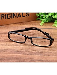 Free Lenses Acetate Rectangle Full-Rim Classic Reading Eyeglasses