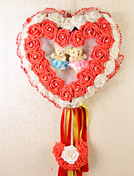 Roses Wall Flower Artificial Flowers
