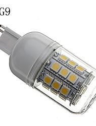 4W E14 / G9 Lâmpadas Espiga T 30 SMD 5050 330 lm Branco Quente AC 220-240 / AC 110-130 V