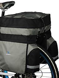 Sac de Porte-Bagage/Double Sacoche de Vélo (Rouge / Noir / Bleu , Nylon) Résistant à la poussière Cyclisme/Vélo