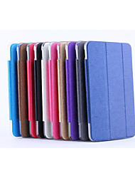 "Ultra Thin PU Leather Stand Cover, Transparent Inner Protective Case  7"" For Asus  MeMO Pad 7(ME176CX) (Assorted Color)"