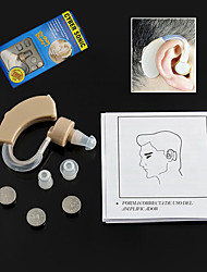 New Best Hearing Aids Aid Behind Ear Sound Amplifier Audiphone Adjustable Tone