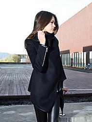 MaNi Women's Casual Long Sleeve Coats & Jackets