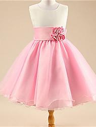 XINA   Kid's Sexy/Bodycon/Cute Dress (Cotton Blend)