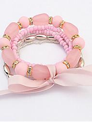 Lusa Bohemia Irregular Bead Bracelet