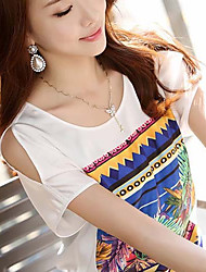 ONLY Women's Print  Blouses