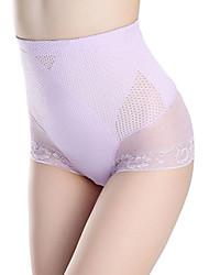 Para Mujer Bragas Panti Modelador - Nailon/Espándex
