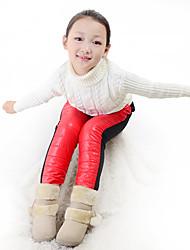 Pantaloni Girl Inverno Cotone