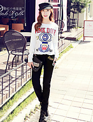 Pink Doll®Women's Casual/Print Letter Suits