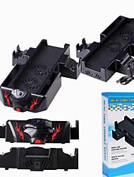 Xbox Uno Novedad - Plástico Baterías y Cargadores/Ventilador y Soportes -
