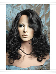 12-22 Inch Synthetic Lace Front Wigs Wave Photo Color #2 Photo Length 18 Inch SLW002