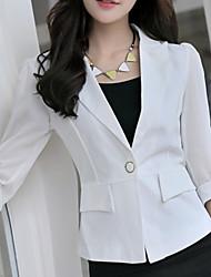 Women's Plus Sizes Jacket Suit