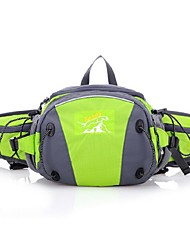 Unisex 's Nylon Outdoor Sports & Leisure Bag - Blue/Green/Orange/Red/Black