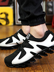 Running Shoes Walking Men's Shoes Black/White