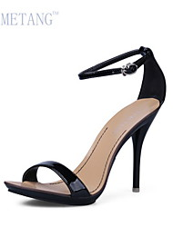 Women's Shoes Platform  Open  Toe  Stelitto  Heel  Sandals     With Buckle Shoes  More Colors available