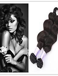 3Pcs/Lot Brazilian Body Wave Virgin Hair Bundles Weaving Extensions  No Shedding No Tangle