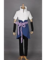 Naruto Uchiha Sasuke Cosplay Costume