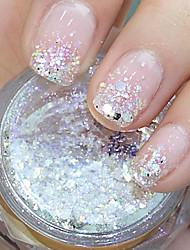 1 Manucure Dé oration strass Perles Maquillage cosmétique Manucure Design