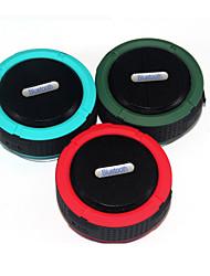 outdoor placa Bluetooth otário alto-falante portátil Bluetooth Speaker mini alto-falante de som pequena à prova d'água