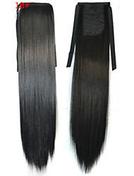 The New Color  Bundled Horsetail 1B# Hair Ponytail