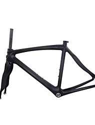 "RB-NT29+FK-NT28 Neasty Brand Matte 700C Full Carbon Fiber Frame and Fork 3K/12K  1-1/8""+1-1/2"" 48/50/52/56cm"