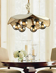 Chandeliers Mini Style Tiffany/Vintage Living Room/Dining Room/Kitchen/Study Room/Office/Game Room Metal