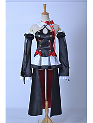 Seraph Of The End Krul Tepes Suit Cosplay Costume