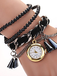 Women Dress Watches New Electronic Style Luxury Design Elegant Women's Watch Pearl Steel Gold Gift Luxury