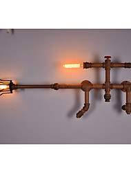 The Pipe Wall Coffee Hall Bar Retro Industrial Iron Wall Lamp Lamp 2 Patent Products