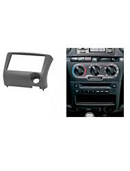 fascia radio de voiture pour Toyota Yaris écho vitz platz stéréo dvd planche de bord autoradio installer tableau de bord en forme kit cd