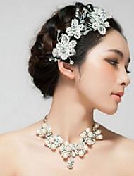 Femme Imitation de perle Casque-Mariage Occasion spéciale Peigne 1 Pièce