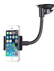 coche del sostenedor móvil universal de 360 rotación flexibles suporte largo brazo soporte de coche móvil 3.5 a 5.5 pulgadas